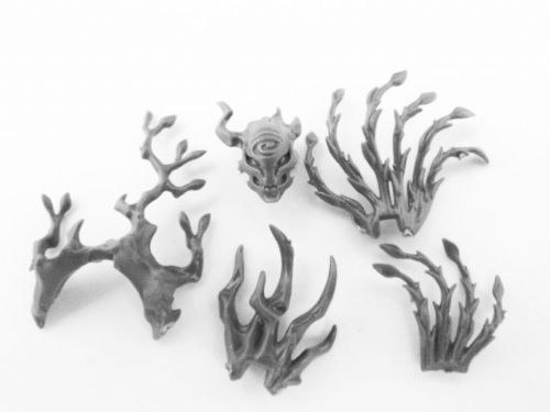sylvaneth kurnoth hunter head (b)